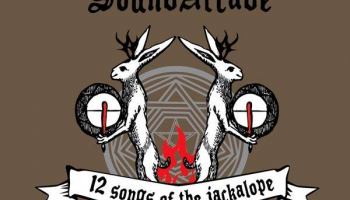 "#54/100 ""Soundarcade"" albums ""12 Songs Of The Jackalope"" (2006)"