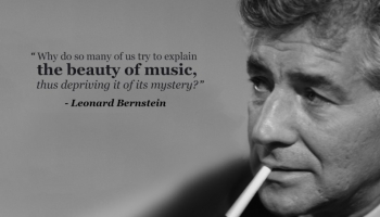 LNSO vasarnīca: Happy Birthday, Mr. Bernstein